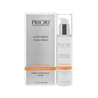 Idebenone Complex Superceuticals<sup>®</sup><br/>Moisturizing Facial Cream
