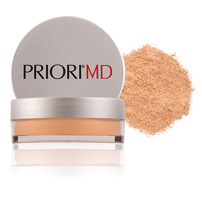 PRIORI<sup>®</sup>MD<br/>Clinical Mineral Skincare Shades