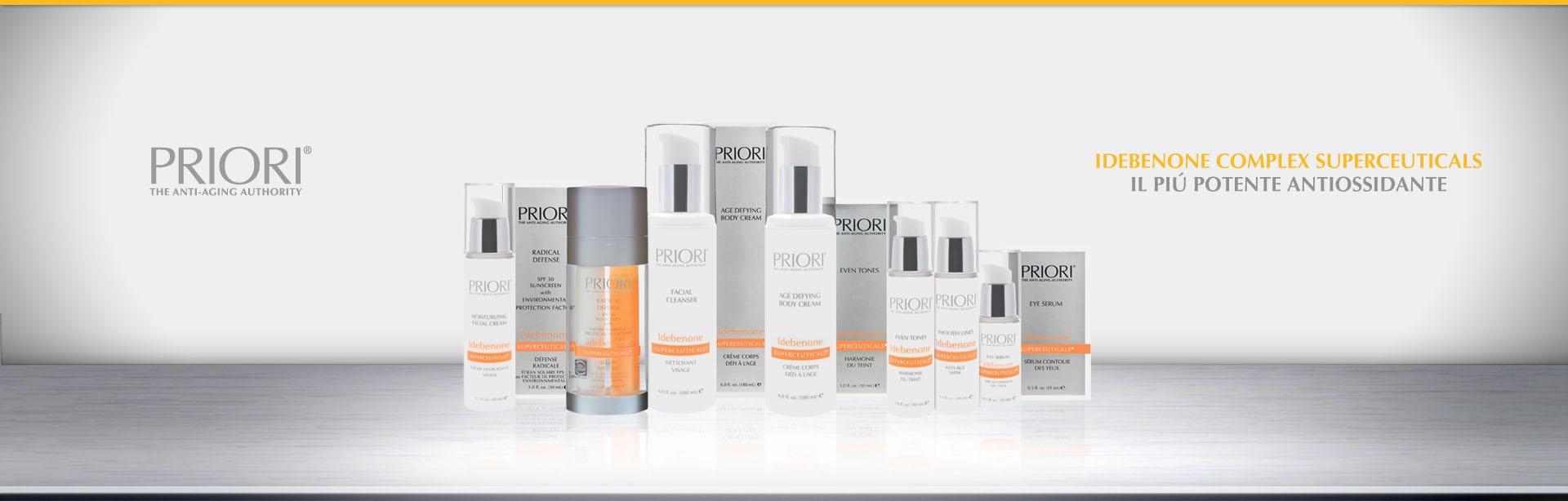 PRIORI Skincare - Idebenone Complex Superceuticals